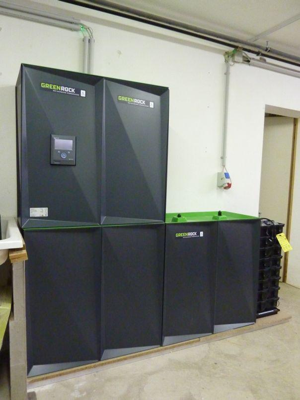 10KW Salzwasser Stromspeicher